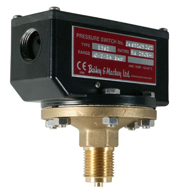 Pressure gauges switches flow
