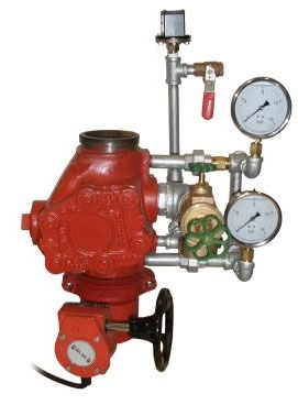 Integrating Hard Wired Smoke Detectors With Fire Sprinkler Waterflow Sensing in addition Gsm Dialler as well Beginners Guide To Home Wiring Diagram likewise Reliable Sprinkler Control Valves together with Ge Logo. on fire alarm circuit diagram